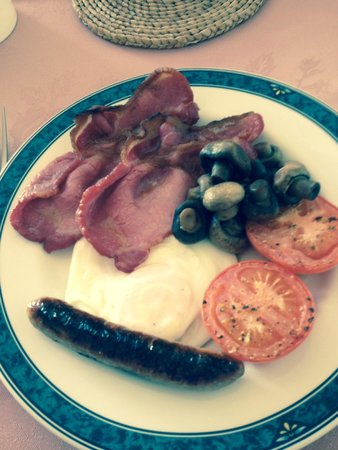 Avondale Guest House: Full English