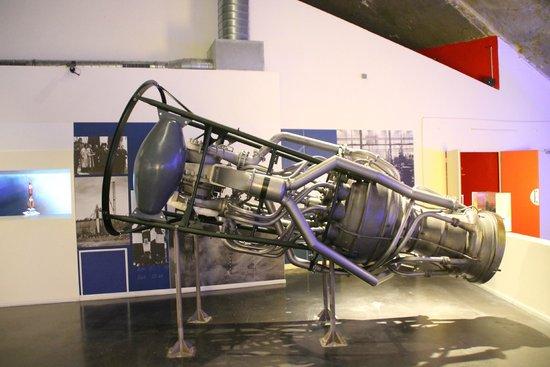 La Coupole : moteur de V2
