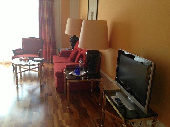 Victoria Jungfrau Grand Hotel & Spa : Номер