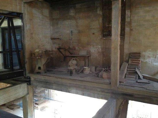 Site Mémorial du Camp des Milles : Site du camp