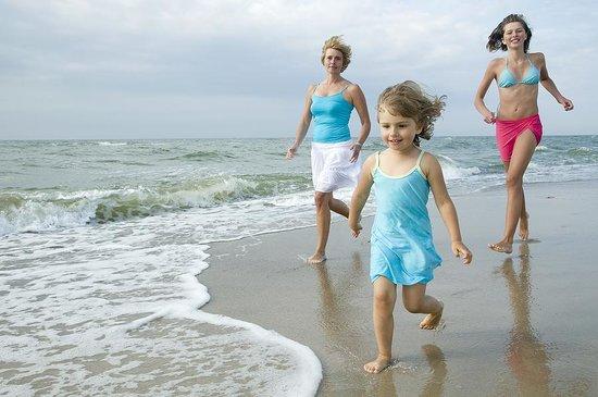 Seashell Suites Resort: Family Beach Holidays