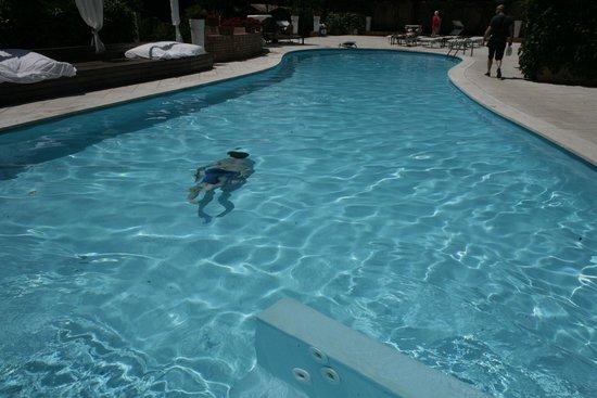 Ambienthotels Villa Adriatica: 気持ちいいプール