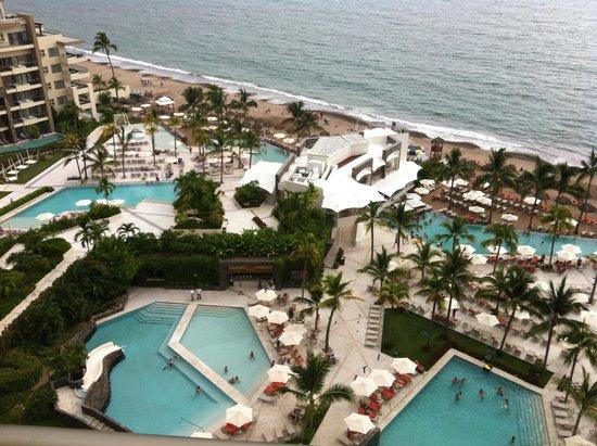 Now Amber Puerto Vallarta: 11th floor view