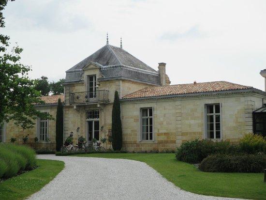 Château Cordeillan-Bages : Chateau Hotel Cordeillan Bages