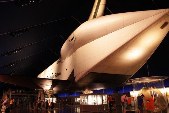 Intrepid Sea, Air & Space Museum : Space Stuff