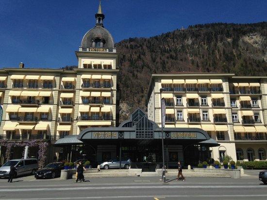 Victoria Jungfrau Grand Hotel & Spa: Отель