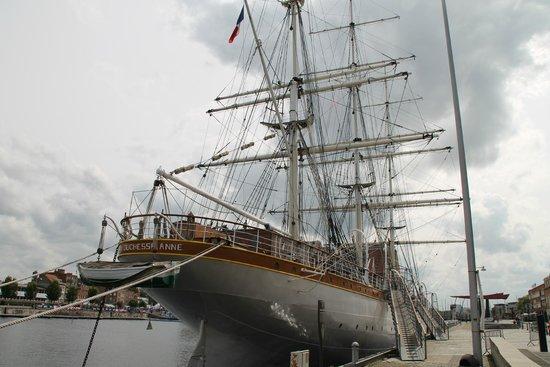 Musée portuaire : duchesse Anne