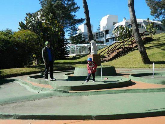 Hotel Del Lago Golf & Art Resort: Jugando al golf