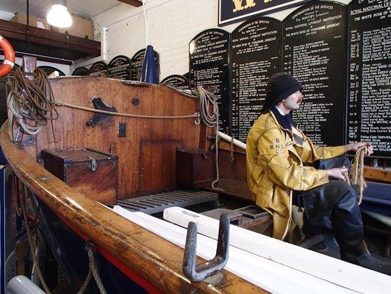 RNLI Lifeboat museum