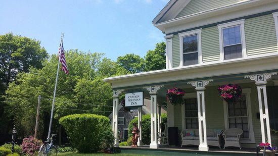 Captain Freeman Inn: Captain Freeman's Inn
