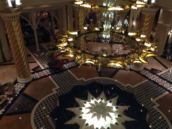 Jumeirah Zabeel Saray: Reception