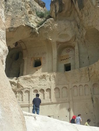 Dervish Cave House : Goreme Open Air Museum (The Dark Church)