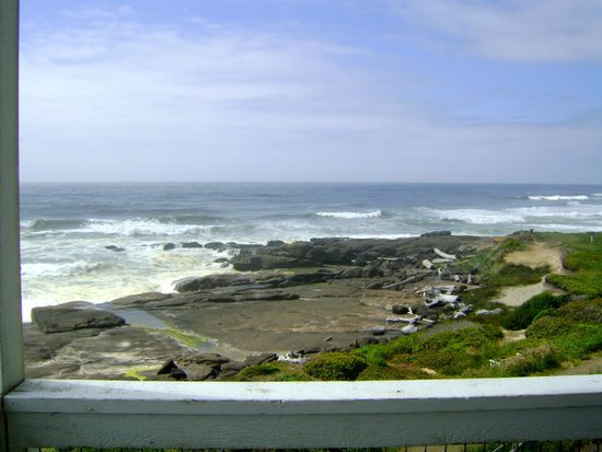 Overleaf Lodge & Spa : Lovely Yachats