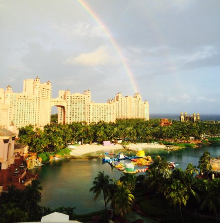 Atlantis, Coral Towers, Autograph Collection: Gods creation in the sky!