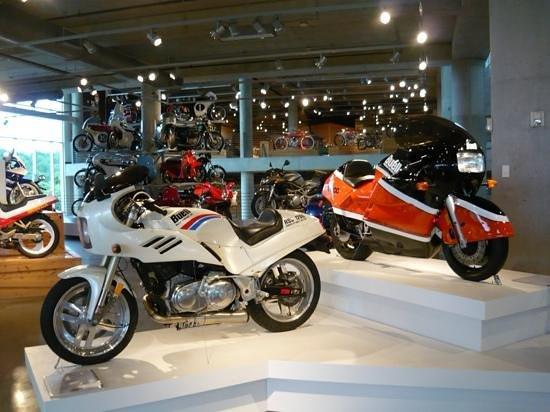 Barber Vintage Motorsports Museum: Buell racing bikes
