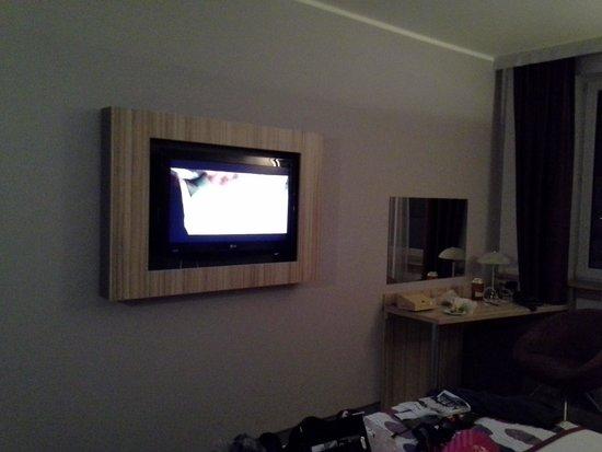 Hotel Galaxy: room