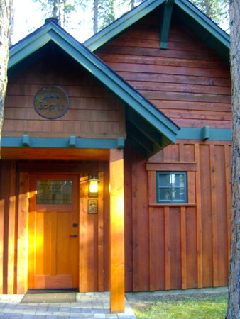Five Pine Lodge & Spa: Sparks Cabin.