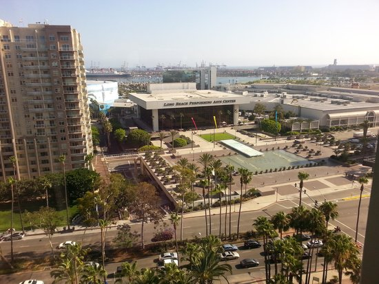 The Westin Long Beach: View from 16th floor
