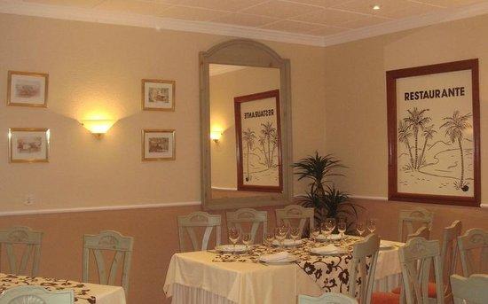 Oasis Hotel & Restaurante: Restaurante