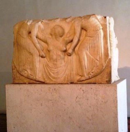 Museo Nazionale Romano - Palazzo Altemps: la nascita di venere