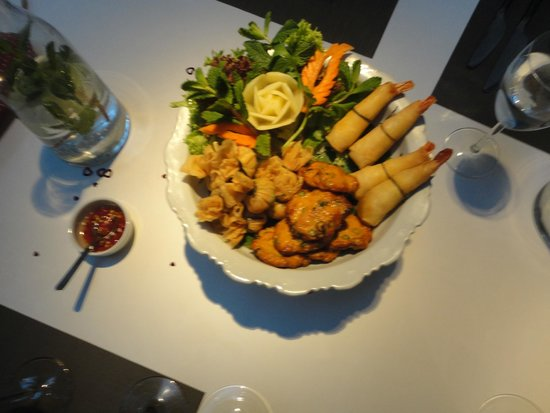 Sombat Thai Cuisine : Delicious food