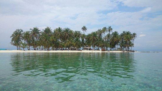 Cacique Cruiser: Île où l on dejeune le premier jour