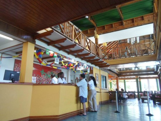 Decameron San Luis: Lobby 1 (Hay 2 lobbys)