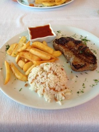 Samdan Restaurant : best steak in Marmaris