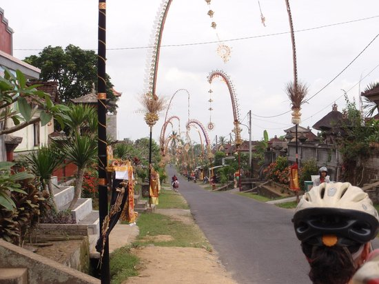 Bali Eco Cycling: Quaint rural village