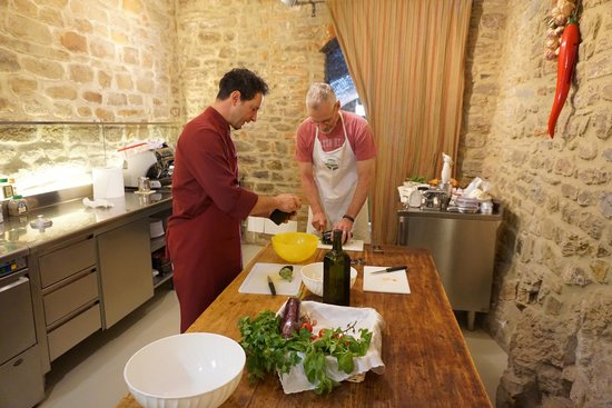 Relais Villa Belpoggio: cooking class