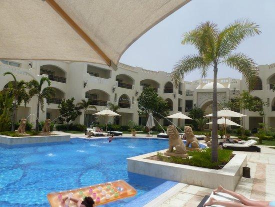 Le Royale Sharm El Sheikh, a Sonesta Collection Luxury Resort: amazing pool