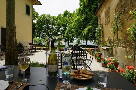 Relais Villa Belpoggio: The lunch we prepared