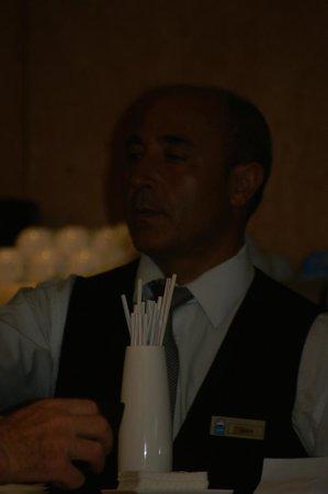 Invisa Hotel La Cala: Juan The hotel bar manager