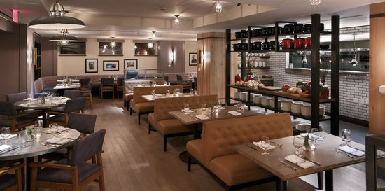 precinct kitchen and bar, boston - back bay - restaurant reviews