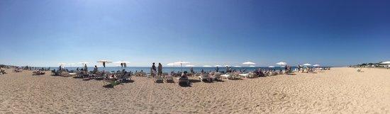 ALEGRIA Mar Mediterrania: Beach panorama