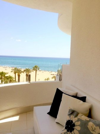 ALEGRIA Mar Mediterrania: Balcony of 615