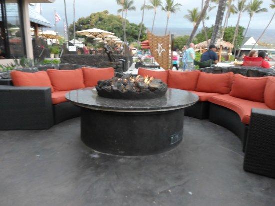 Courtyard by Marriott King Kamehameha's Kona Beach Hotel: Relaxing atmosphere