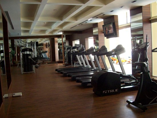 Barut Kemer : gym- if your feeling energetic