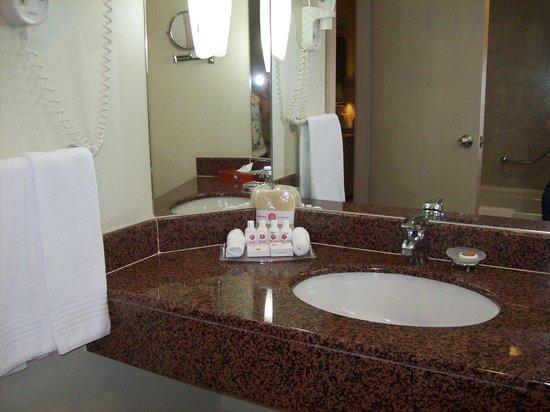 Barut Kemer: super clean bathroom
