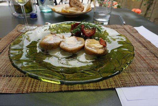 Relais Villa Belpoggio: cooking class food