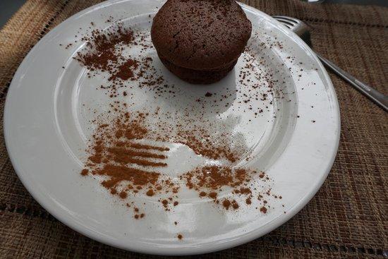 Relais Villa Belpoggio: our delicious dessert