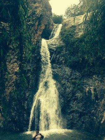 Ourika Valley: Waterfall