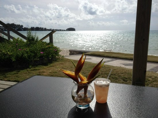 Cambridge Beaches: Cocktails by McRee at Breezes