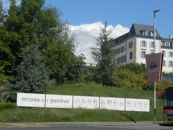 International Red Cross and Red Crescent Museum : cicr