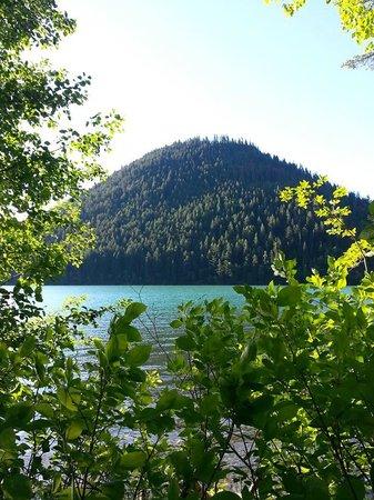 Tyax Wilderness Resort & Spa: Lake