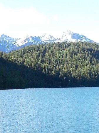 Tyax Wilderness Resort & Spa: Mountains