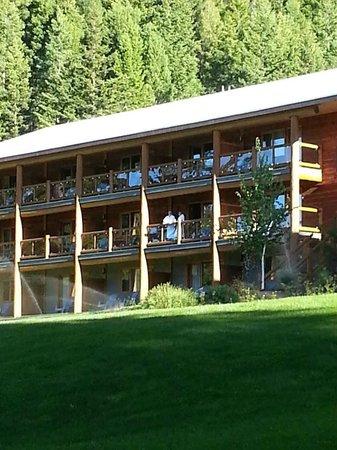 Tyax Wilderness Resort & Spa : Lodge