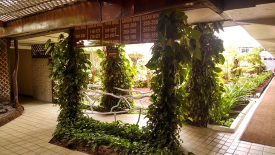 Hilo Seaside Hotel: Fern Wing