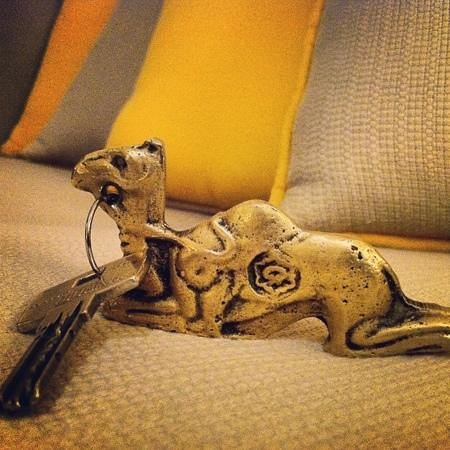 The Oberoi Sahl Hasheesh: key to paradise