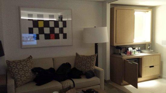 Conrad New York : Living room